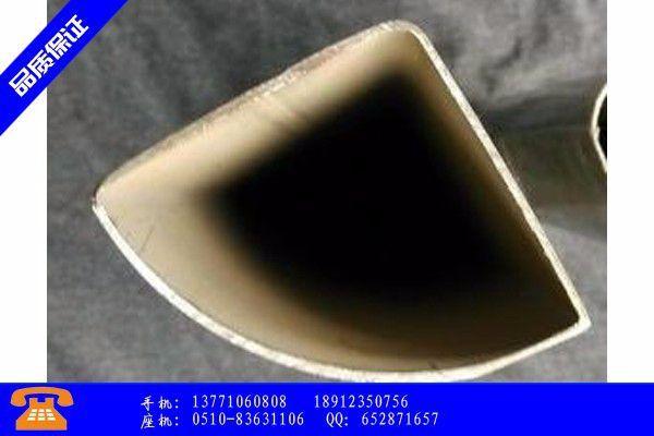 银川市扇形管规格表行业管理