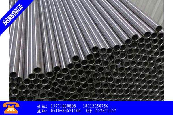 醴陵市304不锈钢管道尺寸规格标准产品的选择常识