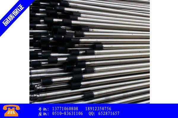 安康白河县常用304不锈钢管道规格型号表