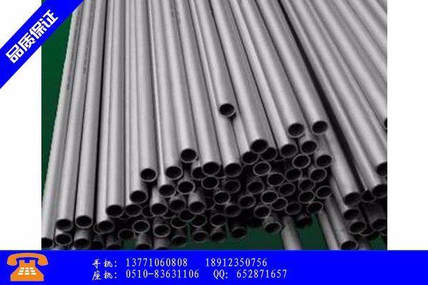 凭祥市卫生级不锈钢管存放报价走势稳定