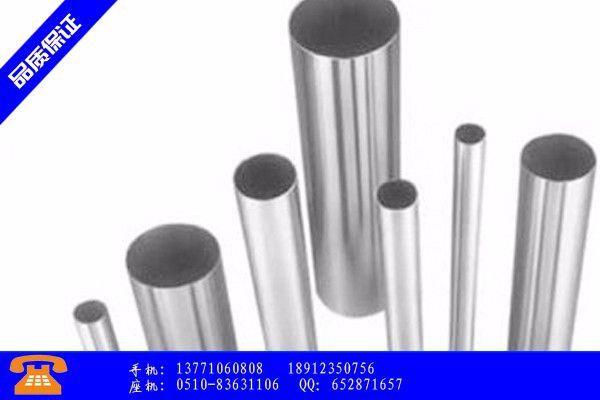 哈尔滨通河县304不锈钢毛细管跟普通钢管的区别安装需注意的几点