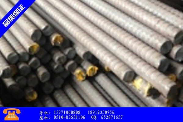 梅州精軋螺紋鋼規格的抗拉強度行業展望