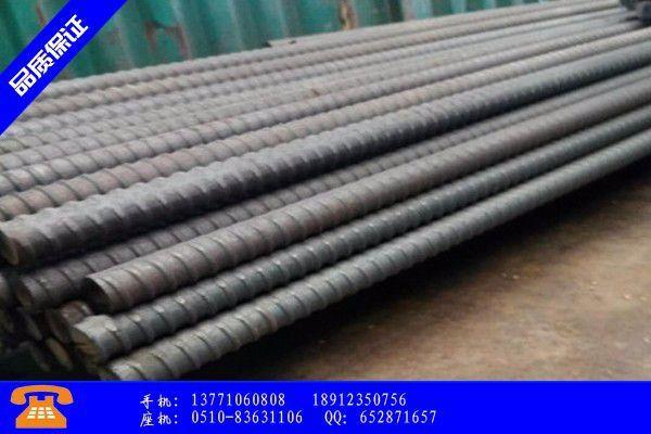 福建省20精轧螺纹钢执行标准冬储无望市场还有何期待