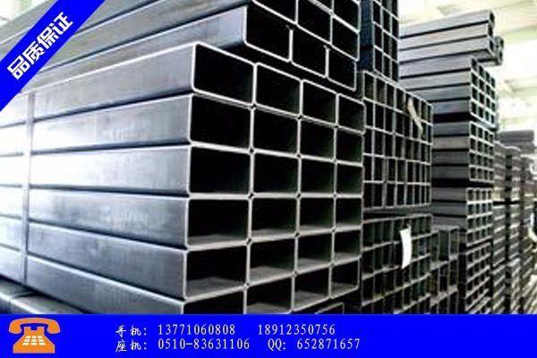 安国市热镀锌焊接钢管 般用在哪里环保冷饭热炒影响减弱或跌后再涨