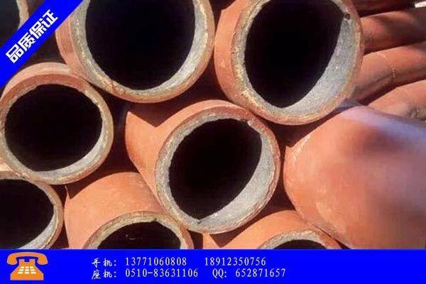保亭黎族苗族自治县陶瓷耐磨复合管一般用在哪里价格大涨大跌的诡异格局让厂叫苦不迭