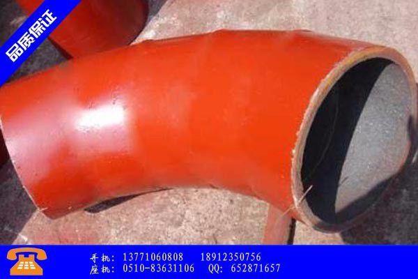 临沂陶瓷耐磨复合管与镀锌钢管银十当前行情能否逆袭