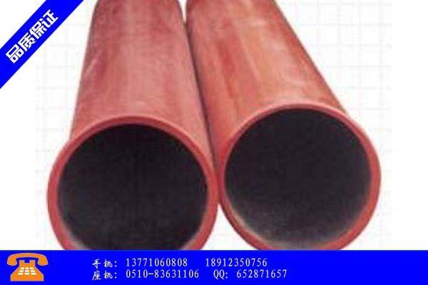 阳江市电厂专用陶瓷复合管与镀锌钢管的区别助力创新|阳江市电厂专用陶瓷复合管前十名