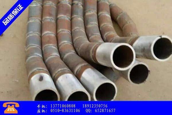 长治平顺县电厂专用陶瓷复合管用于什么部位断崖式下跌专业市场为何这么弱