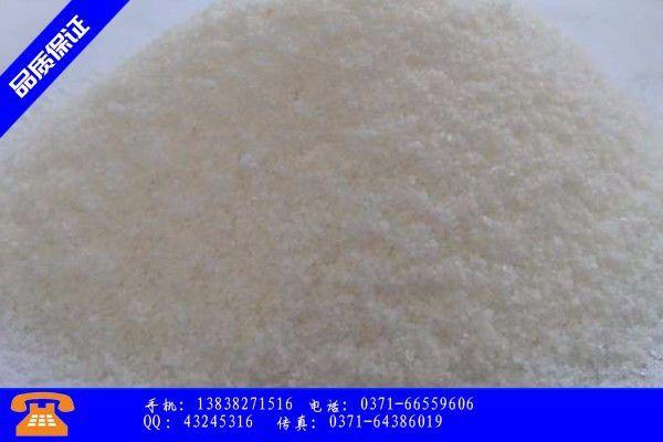 涿州市聚丙烯酰胺产品说明书价格再次上涨初专业市场再掀热潮
