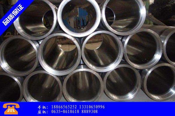 岳阳君山区不锈钢油缸管行业跟随技术发展趋