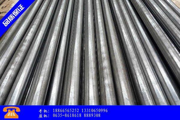 沧州南皮县小口径精密钢管行业研究报告