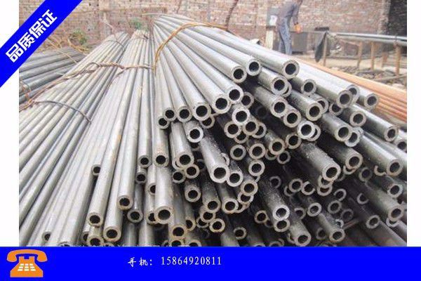 海南藏族同德县45冷轧精密无缝钢管在电力上的使用与保护