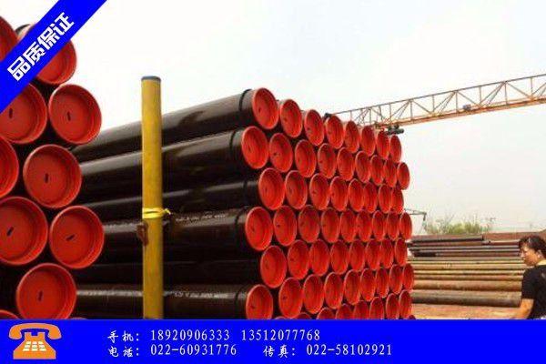 哈尔滨市L450管线管的发展和应用