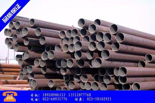 滁州明光L415管线管受悲观氛围笼罩价格继续下跌
