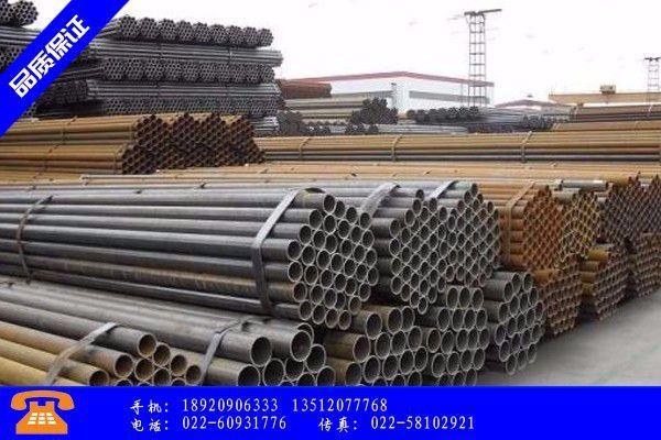 舟山市L450管线管多重因素将对价格形成的压制