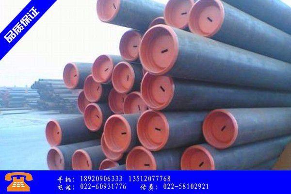萍乡芦溪县l290管线管份企业应优化产品结构提高市场竞争力