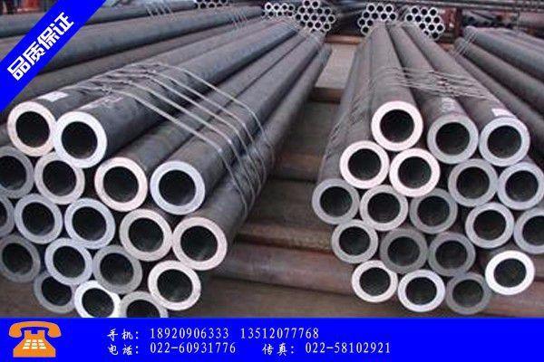 广东Q355B无缝钢管十一月生产受限