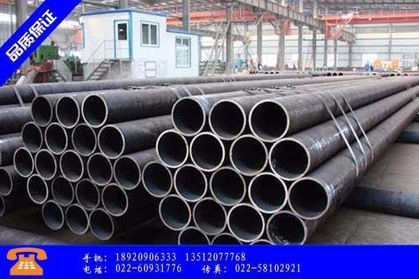 南昌Q460C无缝钢管维护性能的影响因素