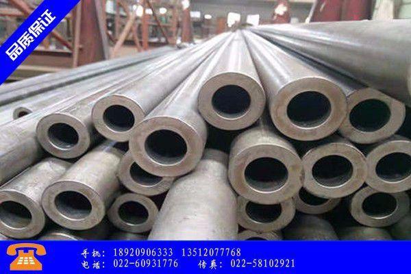 合肥Q355C无缝钢管国外的生产工艺特点