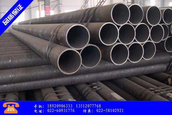 天水Q460C无缝钢管供需严重失衡企业经营愈发困难
