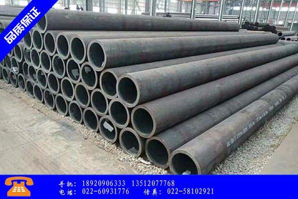 陇南市复合不锈钢管行业凸显|陇南市大口径厚壁钢管规格