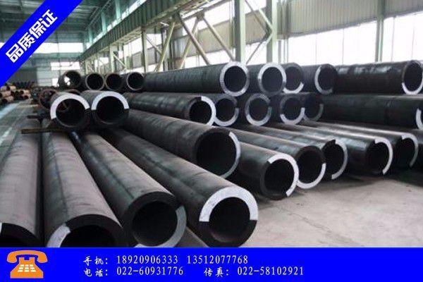 通辽25MnG钢管行业全面向好
