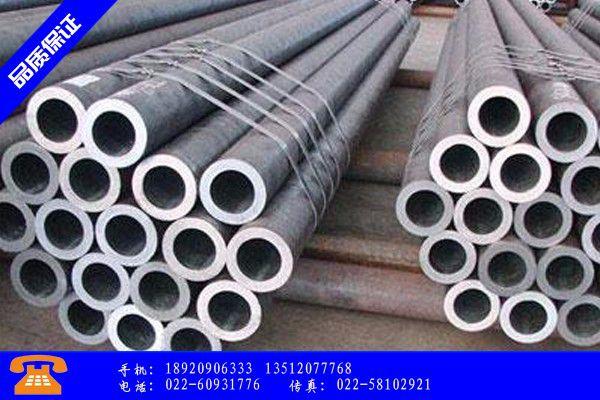 瓦房店市q235无缝钢管行业现状良好并持续发展