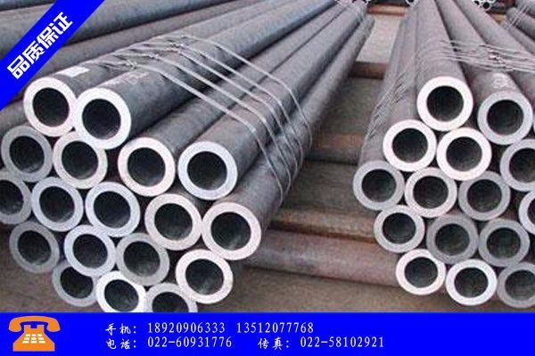 贵州A106GR.B 无缝钢管行业市场