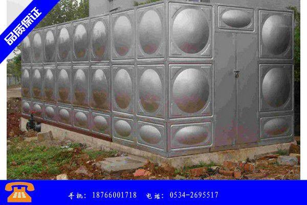 貴陽云巖區不銹鋼水箱循環水泵安裝圖應用注