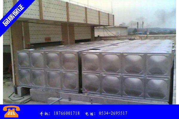 阿壩藏族羌族若爾蓋縣不銹鋼水箱是什么用途