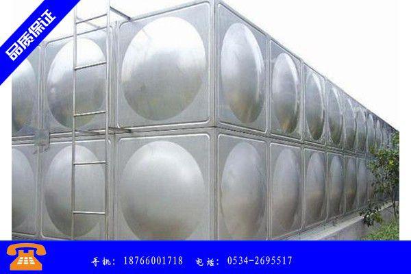 晋中榆次区4吨不锈钢保温水箱欢迎详询