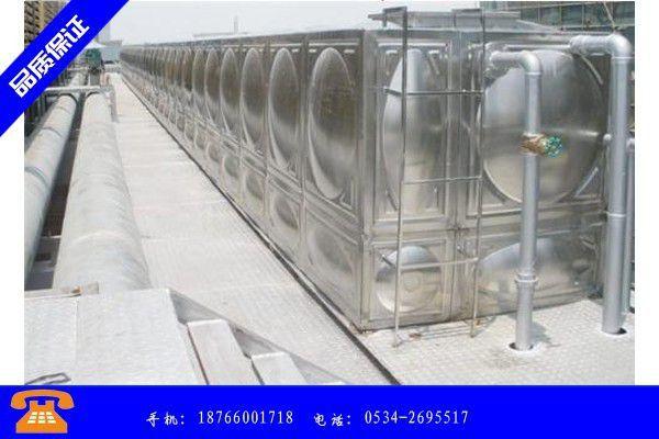 江门蓬江区成都消防水箱价格躁动不断将对市场行情形成冲击