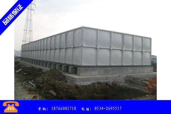上海黄浦区玻璃钢水箱直销发展前景广阔
