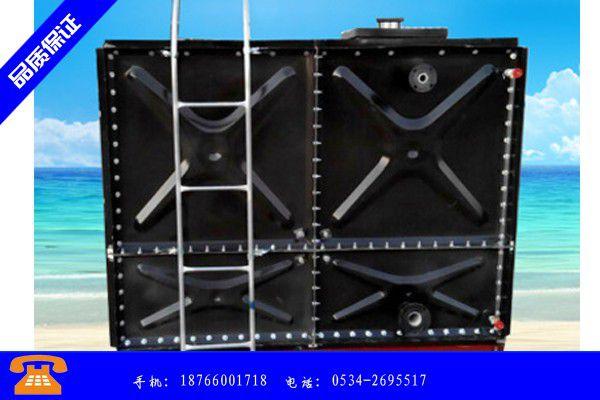 上海浦东新区装配式钢板水箱价格经济实惠全国热卖