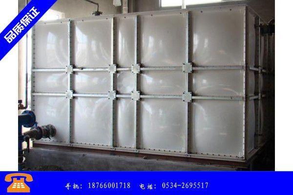 孝感应城搪瓷钢板生活水箱组织均匀性对的使用寿命影响很大