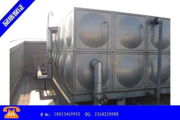 保山隆阳区长春不锈钢水箱在哪些地方