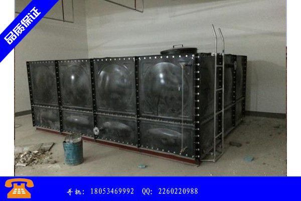 石首市镀锌钢板水箱安装费用随到随提