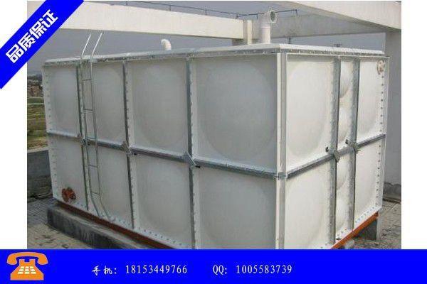 河源市小区玻璃钢水箱的无损检测方法有哪些