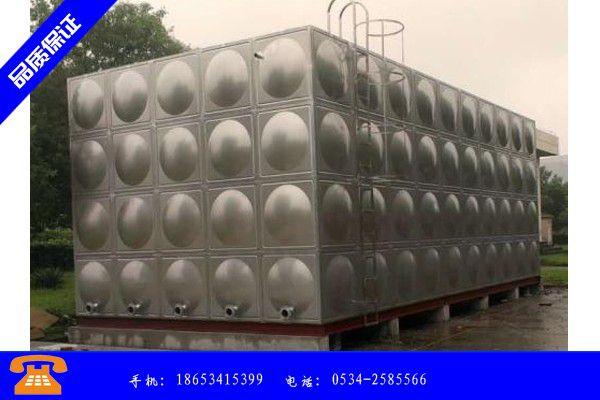 内蒙古自治区不锈钢水箱能用多少年|内蒙古自治区不锈钢水箱计算吨数|内蒙古自治区不锈钢水箱的创意的设计信息推荐
