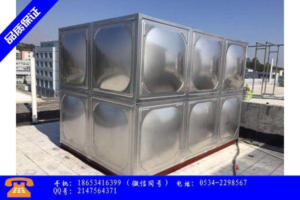 香河县不锈钢水箱多少一个立方更多请查看|香河县不锈钢水箱多少钱一立