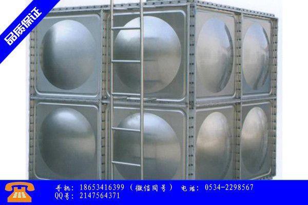 吐鲁番地区鄯善县玻璃钢水箱生产价格看什么