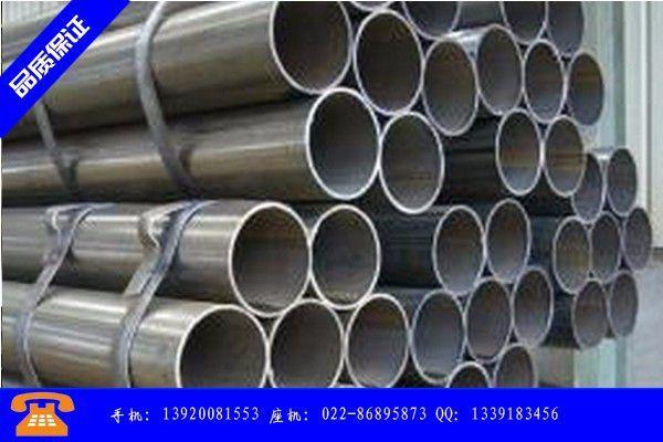 石家庄无极县32*10精密钢管专业市场低迷价格一落再落