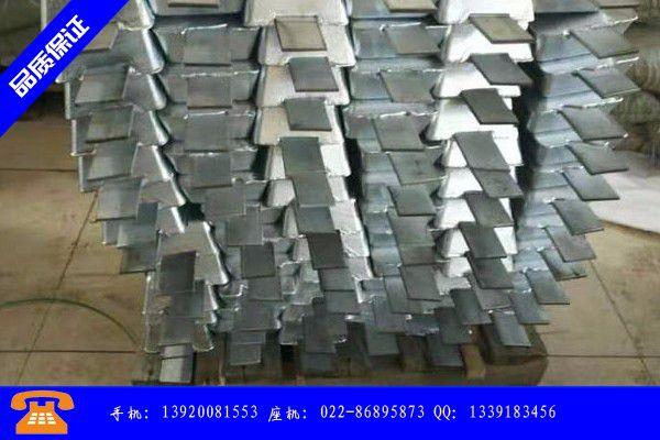 泉州洛江区锌铝镉牺牲阳极