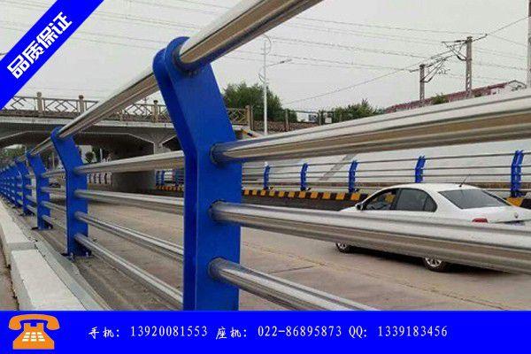 忻州栏杆立柱|忻州桥梁不锈钢复合管|忻州柔性防撞护栏这里有