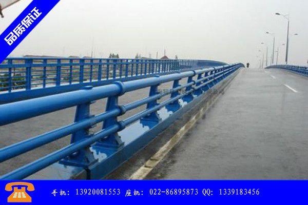 桂林阳朔县公路安全护栏产品资讯