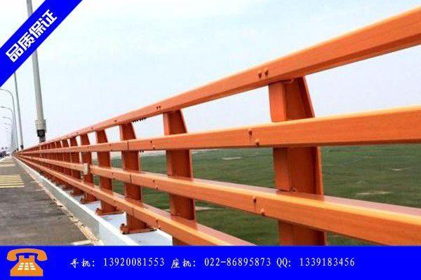 贵港公路护栏栏杆亮出专业标准