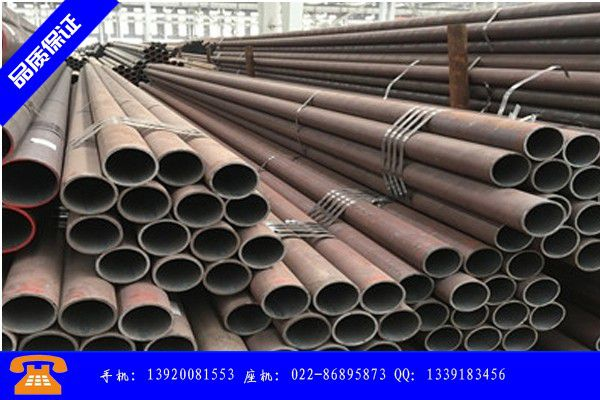 陕西16mn159*7无缝钢管在行业中服