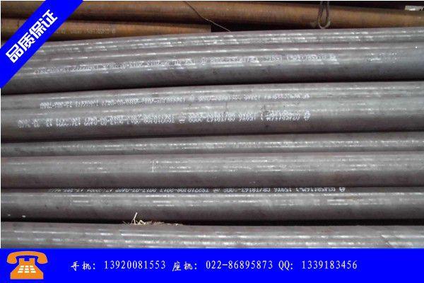 玉树藏族曲麻莱县12cr1movg45*3合金钢管行业潮起潮落厂家通过改革走出困境