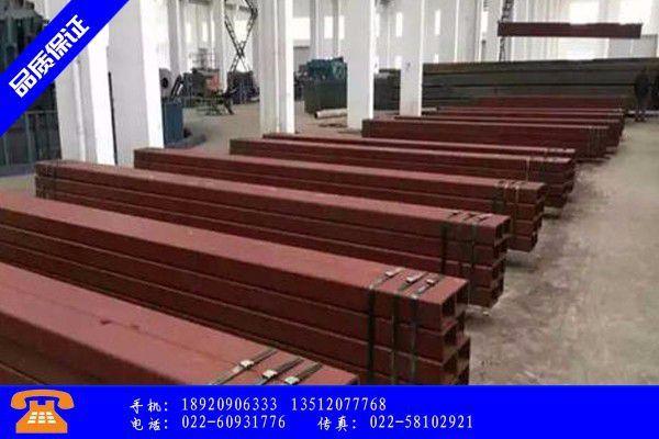 内蒙古700L方矩管今天价格持稳市场上演现货版的钢坚强