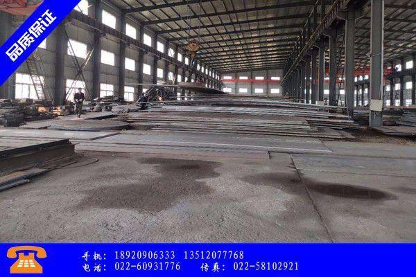 泰州Q460C钢板谈谈行业在工业市场存在的壁垒